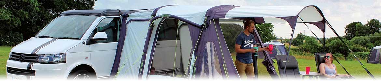 Bus / Camper tenten