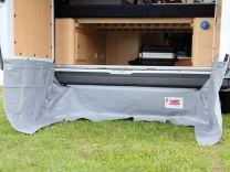 Tochtstrook onderzijde achterdeuren X250 X290 Fiat Ducato 2006 - heden