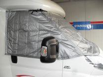 Raamisolatie buitenzijde 4 seizoenen Ford Transit 2006 - 2014