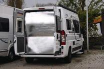 Isolatiescherm achterdeuren Fiat, Peugeot, Citroen X250 en X290 2006 - heden