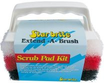 Star brite scrub pad kit