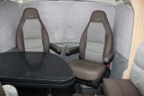 Raamisolatie binnenzijde compleet voor Fiat, Citröen, Peugeot 2006 en heden met radio toegang Grijs