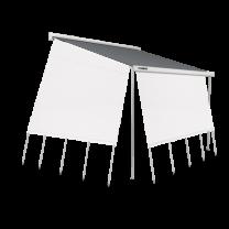 Dometic SunProtect voorpaneel 3,8 meter