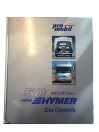 Boek 50 jaar Hymer Die Chronik