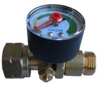 Anti lek gasindicator incl. thermo- en slangbreukbeveiliging coupe gaz