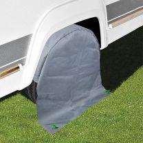 Wheel cover beschermhoes universeel voor max 15 inch wielen