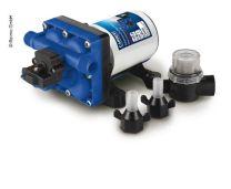 4 kamer drukwater pomp 11,3 l/m 12 volt 3,8 bar