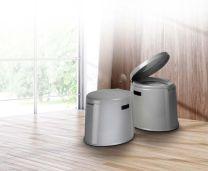 Mobiel camping Toilet 7 liter 49,5x42x38cm