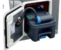 SOG set deurvariant voor Thetford C220 type H wit