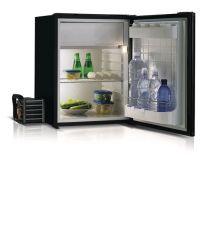 Vitrifrigo compressor koelkast 75L + 10L vriesvak Grijs