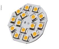 LED G4 lamp 3W 200 lumen 15x warm wit SMD