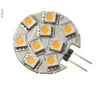 LED G4 lamp 1,5W 150 Lumen 9x warm wit SMD