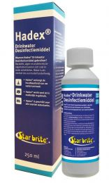 Star Brite Hadex® Drinkwater Desinfectiemiddel 250ml