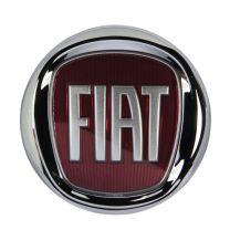 Fiat Ducato logo rood groot Origineel voor X250 X290