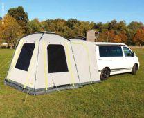 Univan tent achter zelfstaand voor Vans, Buscampers, minicampers