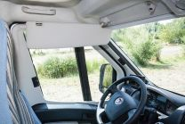 Remifront 4 Zonneklep adapter Fiat, Citroen, Peugeot 2006 - heden