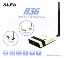 R36 AP router voor persoonlijke wifi hotspot