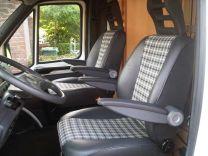 Armleuning opbouwset voor Fiat, Peugeot, Citroen stoelen. 1994 - 2002