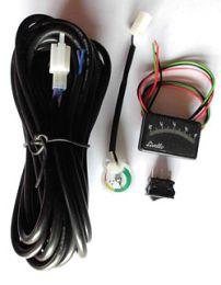 LPG Led display indicator (multiventiel)
