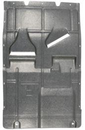 Bodemplaat motorruimte Fiat, Peugeot, Citroen, 2006 - heden midden