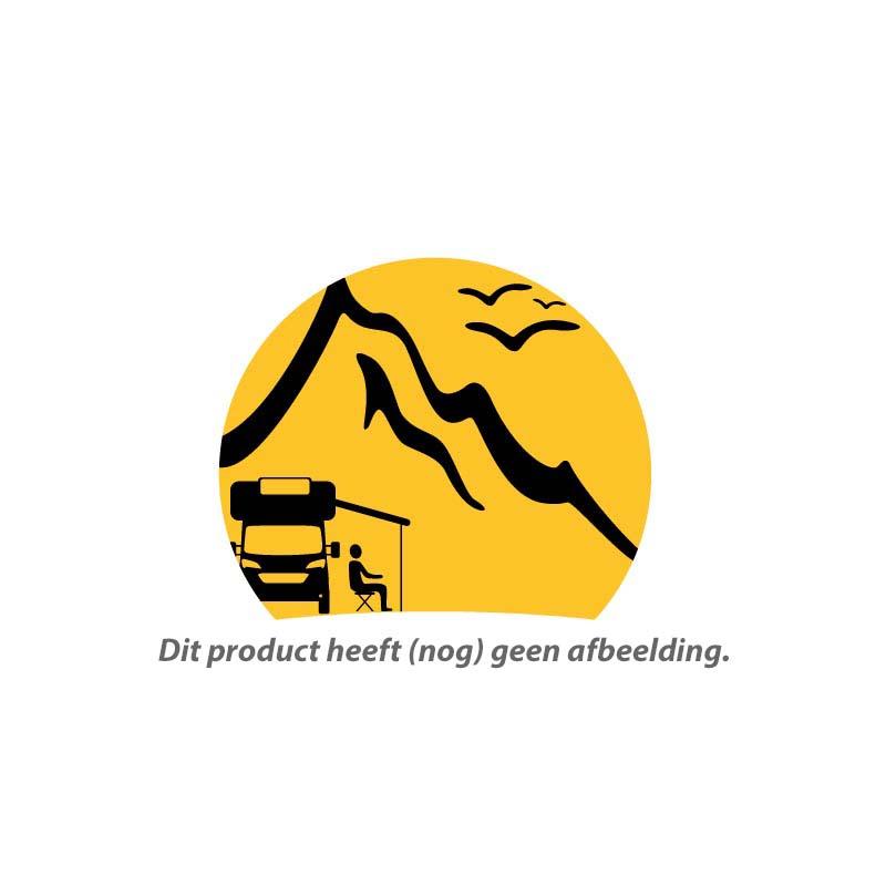 Raamisolatie buitenzijde zonnescherm blauw Renault, Nissan, Opel 1998 - 2010