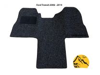 Cabine mat Ford transit 2006 tot 2014