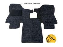 Cabine mat Ford Transit 1986 tot 2000