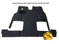 Cabine mat luxe Fiat Ducato 244