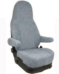 Badstof universele stoelhoezen set voor standaard camper piloten stoelen.