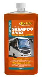 Star brite Citrus shampoo & wax 500ml