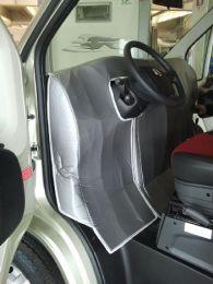 Dashboard cover isolatie voor Fiat, Peugeot, Citroen 2006 - heden