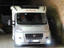 Led dagrij verlichting in voorbumper Fiat, Peugeot, Citroen 2006 - 2014