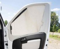 Remifront 4 verduisteringsysteem Fiat, Peugeot, Citroen 2006 - 2014 zijdelen grijs