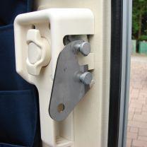 Elefant RVS deurslot 1