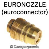 Euro connector LPG (Euronozzle)