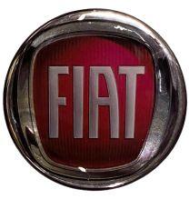 Fiat Ducato logo rood klein