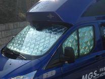 Raamisolatie binnenzijde Ford Custom