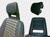 Stoel hoofdsteun comfort Fiat, Peugeot, Citroen 2002 - 2014 Blauw