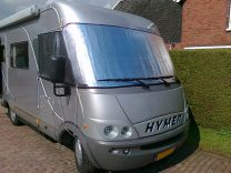 Externe isolatie Hymer B Exsis Ford vanaf 2006