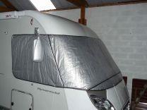 IsoLux raamisolatie 1-delig Hymer B Fiat na 2007