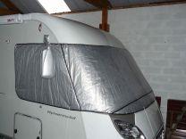 IsoLux raamisolatie 1-delig Hymer B Fiat modelserie 2007 - 2011