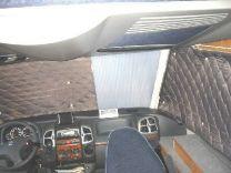 Interne isolatie integraal Hymer B of S vanaf 1995 met bestuurdersdeur