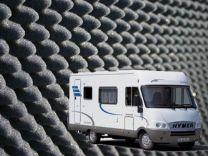 Motorruimte geluid isolatie camper 200x50cm