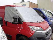 IsoLux raamisolatie 1-delig Fiat, Citroen, Peugeot 2014 - heden X290