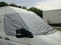 IsoLux raamisolatie 1-delig Ford Custom, Tourneo 2014 - heden