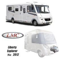 Thermo raamisolatie Lux LMC Explorer na 2012