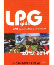 LPG Gids Europa (laatste editie Op = Op)