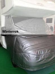 Winterrok buitenzijde Mercedes Sprinter 2006 - heden