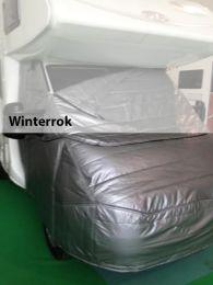 Winterrok buitenzijde Fiat, Peugeot, Citroen 2006 - heden (x250 en X290)