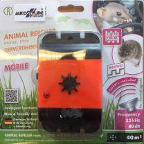Marter- en muizenverjager op batterijen voor uw camper